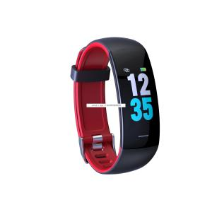 Wearable free bluetooth smart watch android blood pressure heart rate monitor IOS 8.0 watch bracelet band