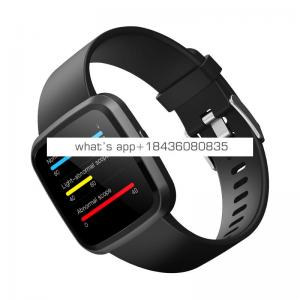 Well Multi-language fitness tracker  SPO2 monitoring Sleep Monitor  bluetooth 4.0 Smart Bracelet V12 smart watch
