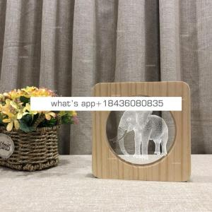 Wholesale Wood Table Lamp Set Led Table Lamp With Usb