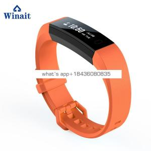 Winait 2017 hot sale Y11 smart bracelet with intelligent anti lost sedentary reminder qq push
