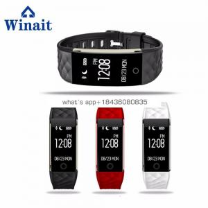 Winait wireless bracelet S2 with Camera remote Video remote,Music remote,Sedentary reminder