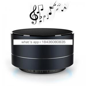 Wireless 4.0 PULSE LED Light portable car Stereo bluetooth Speaker for all phone music box