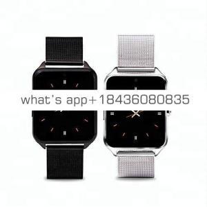 Z60 Smart Watch Bluetooth Smartwatch Hands-Free Calls Sleep Monitoring Pedometer Remote Camera Music Player Wristwatch