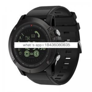 Zeblaze VIBE 3 New Rugged Smartwatch 33-month Standby Time 24h All-Weather Monitoring Smart Watch For IOS And Android