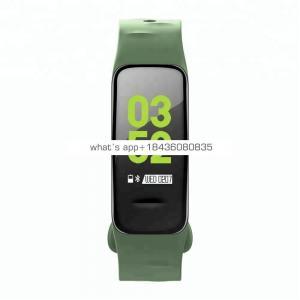 blood pressure bracelet oxygen fitness tracker waterproof smart watch