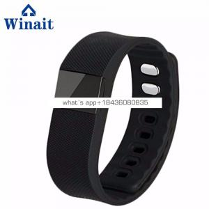 heart rate monitor watch H64S Cheapest Uptated New Heart Rate TW64H smart bracelet Smartwatches for Android iOS