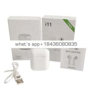 i11 TWS Bluetooth 5.0 Sport True Wireless Stereo Headphone Earphone for Android and iOS
