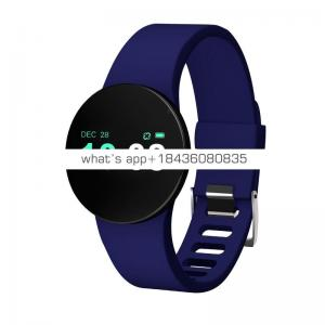 oem wristband hr blood pressure sport tracker waterproof IP68 smart watch smart phone accessories 2019