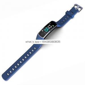 reloj smart android healthy sport smart watch fitness bracelet OLED display for women