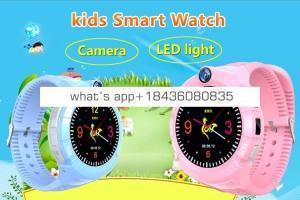 waterproof  IP67  4G  kids GPS Tracker Children SOS Kids Smart Watch high quality