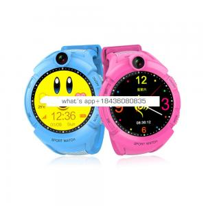 waterproof  IP67  kids GPS Tracker Children SOS Kids Smart Watch high quality