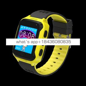 waterproof IP67 4G kids GPS Tracker Children SOS Kids Smart Watch high quality 2019