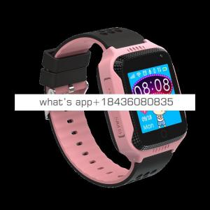 waterproof IP67 4G kids GPS Tracker Children SOS Kids Smart Watch high quality