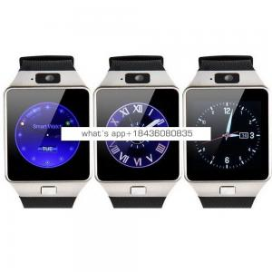 wholesale manufacturer custom Multilingual smartwatchesDZ09 are supported sport smart watch for mobile phone