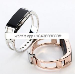 winait wholesale smart metal watch , BT bracelet 2015