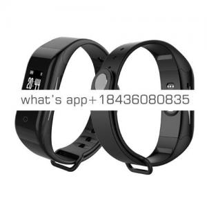 wristband blue tooth bracelet sport smart band with GPS tracking support IOS and Android